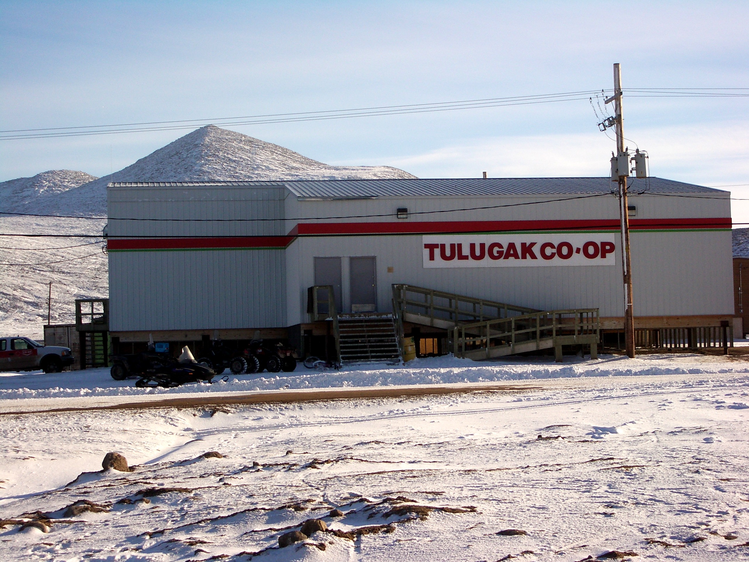 The Tulugak Hotel